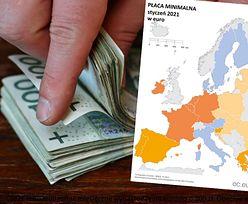 Płaca minimalna. Unijne wymagania spełniamy z nawiązką