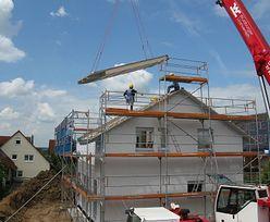 Ceny materiałów rosną. Budowa domu dziesięć lat temu była tańsza nawet o paręset tysięcy złotych
