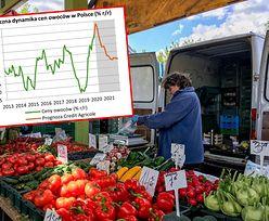 Ceny warzyw mogą spaść w drugiej połowie roku. Z owocami będzie inaczej