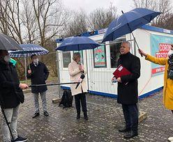 Koronawirus. Niemcy uruchomili dwa centra do wykonywania testów na granicy z Polską