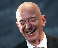 Bezos zamieszka na orbicie? Tego dla miliardera chcą internauci