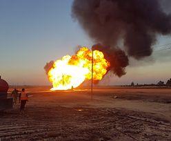 Syria. Wybuch gazociągu, cały kraj bez prądu
