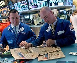 Rekordowe notowania na amerykańskiej giełdzie. Wall Street cieszy się z podpisu Trumpa