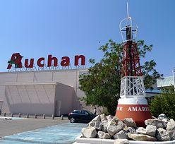 """Auchan zamyka dwa sklepy. Co z pracownikami? """"Trudna, ale konieczna decyzja"""""""