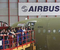 Koronawirus. Airbus przygotowuje się do masowych zwolnień z powodu kryzysu