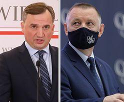 Prezes NIK na celowniku Ziobry. Prokuratura chce mu postawić 11 zarzutów