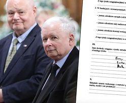 Dorabianie do emerytury jest możliwe i legalne. Korzystają na tym posłowie, w tym Jarosław Kaczyński