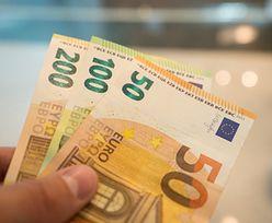 Kursy walut. Eurodolar oddala się od tegorocznego minimum