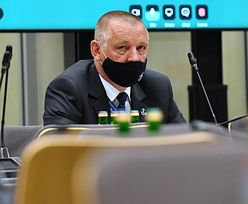 """Banaś o zawiadomieniu na Kaczyńskiego: """"Pytanie, czy w Polsce jest praworządność"""""""