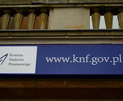 KNF wyprowadziła cios w GetBack. Firma z karą się nie zgadza