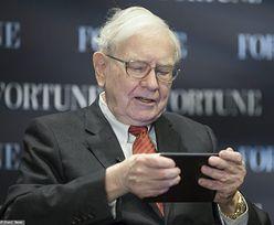 Warren Buffett kupuje udziały w kopalni złota. Uncja znowu po 2 tys. dolarów