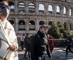 """Rząd łagodzi restrykcje. Włosi podejmują """"uzasadnione ryzyko z powodu poprawy sytuacji"""""""