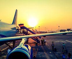 Zakaz lotów międzynarodowych do 9 krajów. Na liście nie ma krajów z UE