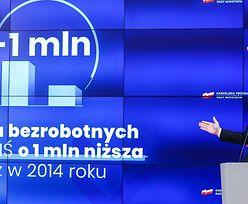 """Mateusz Morawiecki o polskim bezrobociu: """"Ekonomiści mówią - zatrzymaliście reakcję łańcuchową"""""""