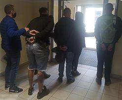 Policjanci z Warszawy zatrzymali sześciu nieuczciwych kurierów