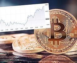 Bitcoin wart prawie 200 tys. zł. Przekroczenie tej granicy może być kluczowe