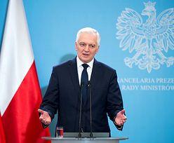 Jarosław Gowin po dymisji: Jestem dumny, jako Porozumienie zdziałaliśmy dużo