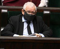 """Jarosław Kaczyński broni zakupu respiratorów. """"Nie było przesłanek wskazujących na możliwość nadużyć"""""""