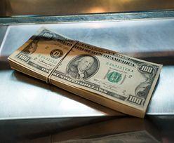 Kursy walut. Inflacja w USA osłabia dolara