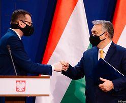 Weto budżetu UE. Polska i Węgry bardzo poważnie traktują taką możliwość