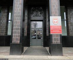 Były minister transportu Sławomir N. zatrzymany