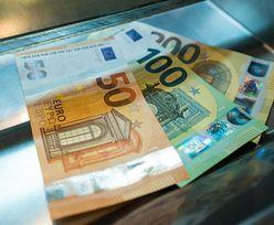 Kursy walut. Stabilne euro po EBC
