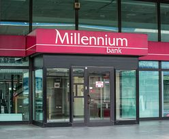 Klienci skarżą się na nieuczciwe praktyki rynkowe banku Millennium. Rzecznik Finansowy wystąpił do sądu
