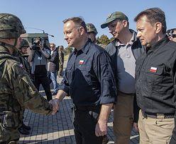 Kampania sięgnęła wojska. Sukcesy prezydenta? Niewielkie, ale i wpływ ograniczony