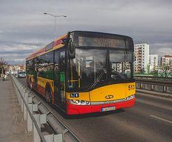 Dwa wypadki w Warszawie. Przewoźnik zabrał głos po decyzji miasta