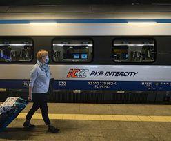 """Zmiana czasu. """"Pozorne opóźnienie"""" pociągów"""