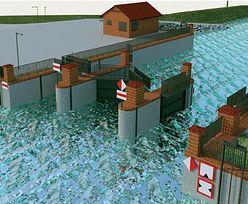 Wrota sztormowe na Tudze. 33 mln zł na zabezpieczenie przed powodzią