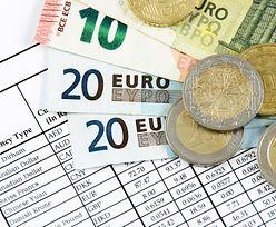 Kursy walut. Produkcja runęła, a złoty trzyma się mocno