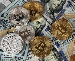 Bitcoin odrabia straty z weekendu. Jest w połowie drogi na szczyt