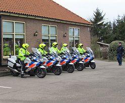 Wpadka policji w Holandii. Zgubili skrzynie z bronią. Jest nagroda