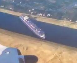 Kanał Sueski. Blokujący kontenerowiec skonfiskowany. Chodzi o odszkodowanie