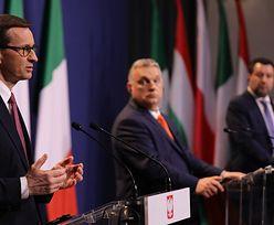 """Morawiecki o nowym sojuszu. """"Chcemy renesansu Europy"""""""