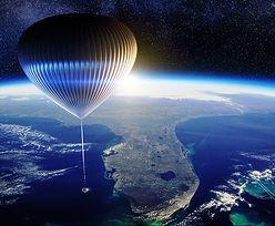 Balonem w kosmos. Pierwsze loty będą możliwe w 2024 roku