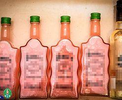 Przemycali płynną amfetaminę w butelkach po alkoholach regionalnych. Zatrzymano cztery osoby