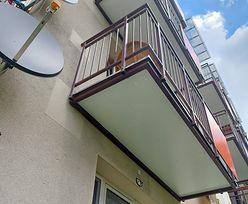 Tarnów. Cieszą się, bo dobudowali im balkony na starym bloku