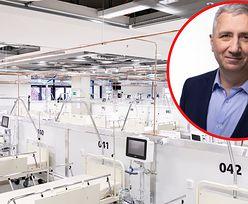 Powstaną nowe szpitale tymczasowe. Prezes Taurona dla money.pl: my zbudujemy dwa