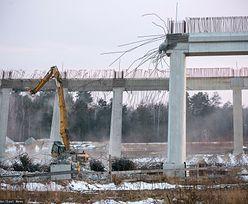 Elektrownia w Ostrołęce. Rozpoczęło się wyburzanie inwestycji za 1,5 mld zł
