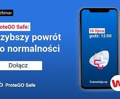 Polska aplikacja, która zatrzyma pandemię. Webinar z twórcami ProteGO Safe
