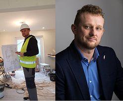 Bezdomny Polak po roku na ulicy w UK został przedsiębiorcą i prowadzi dwie firmy w Anglii