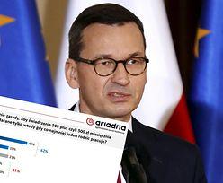 500 plus tylko dla pracujących? Polacy chcą zmian w programie, także wyborcy PiS