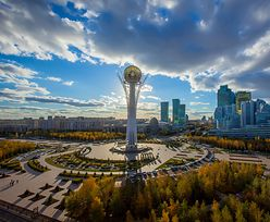 Nur Sułtan - główne miasto Niepodległego Kazachstanu