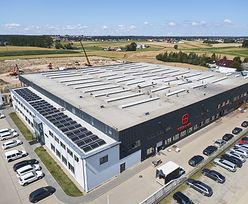 Polski SunSol potraja przychód do 17,6 mln i dąży do zeroemisyjności z nową siedzibą