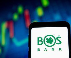 Kłopoty BOŚ Banku. Instytucji przyglądają się GIIF oraz KNF