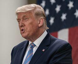 """Podatki Trumpa wywołały burzę. """"Przeanalizuję każde słowo"""""""