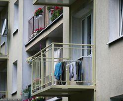 Prezent od spółdzielni. Nowe balkony w starych blokach z PRL-u.