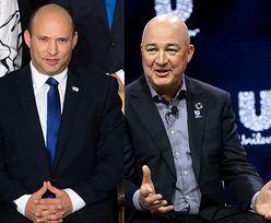 Premier Izraela ostrzega giganta. Grozi bojkotem firmy